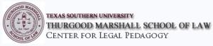 TMSL Center for Legal Pedagogy Logo